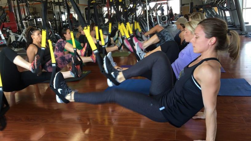 Strength Training with TRX Suspension Training
