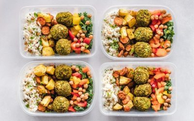 Simplest-ever meal prep advice (from a chef)